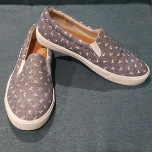 J Crew Anchor Slip on shoes